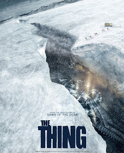 Poster Of The Thing (2011) In Hindi English Dual Audio 300MB Compressed Small Size Pc Movie Free Download Only At worldfree4u.com