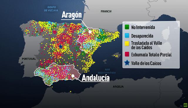 Mapa de Fosas
