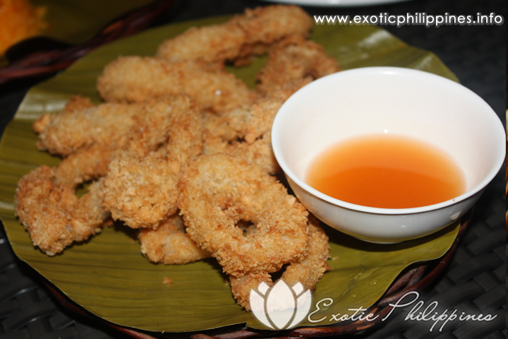 Lantaw Floating Native Restaurant Cordova Calamares