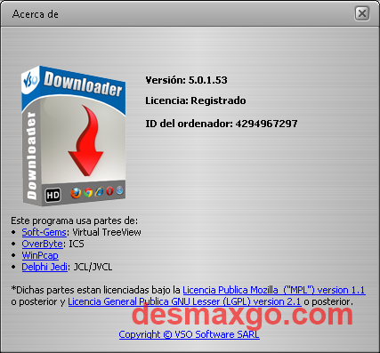 VSO Downloader Premium Full Captura 3
