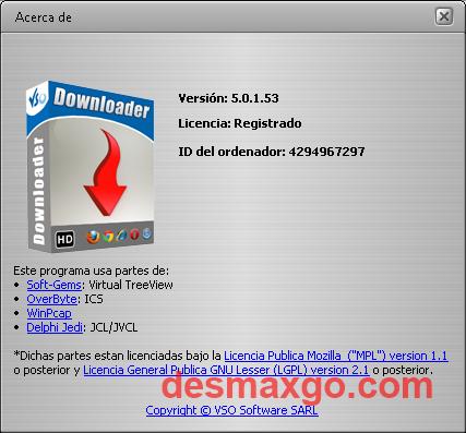 VSO Downloader Premium Full Captura 3