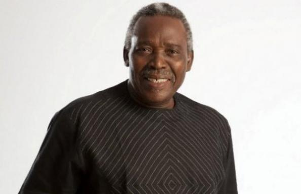 Veteran actor, Olu Jacobs