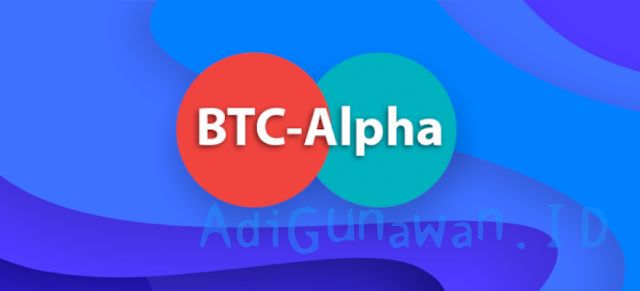 jual beli bitcoin altcoin terbaik dan review exchange btc-alpha.com