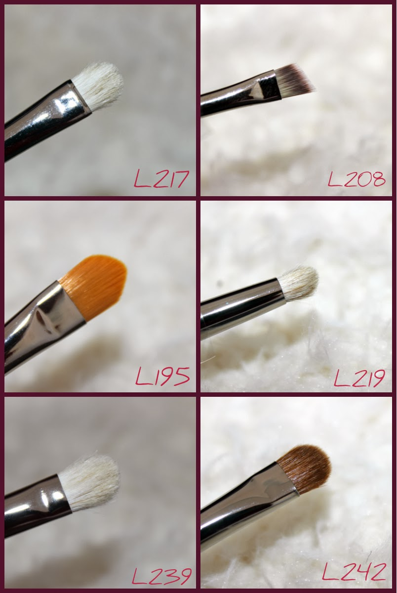 Luuux Eye Brushes Review