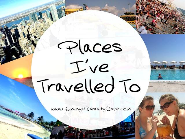 Holiday Destinations, Cuba, Jamaica, Ibiza, Mallorca, New York, Cyprus