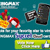 KINGMAX Sycret Cloud Card Internet Poll Worldwide for Smartphone Information Security Star
