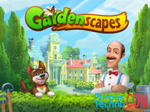 Download Gardenscapes - New Acres Mod v1.6.4 Apk Unlimited Coins