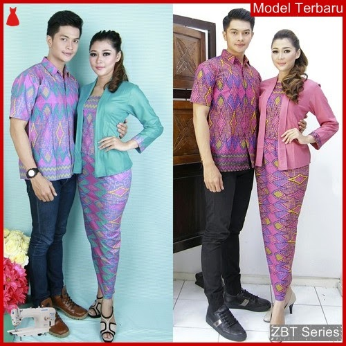 ZBT02409 Kebaya Batik Couple Ciara Cavali Modern BMGShop