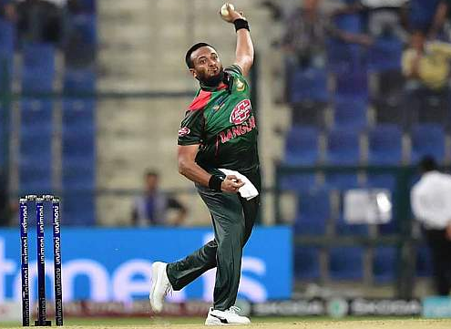Surgery Started For Injured finger of Shakib Al Hasan