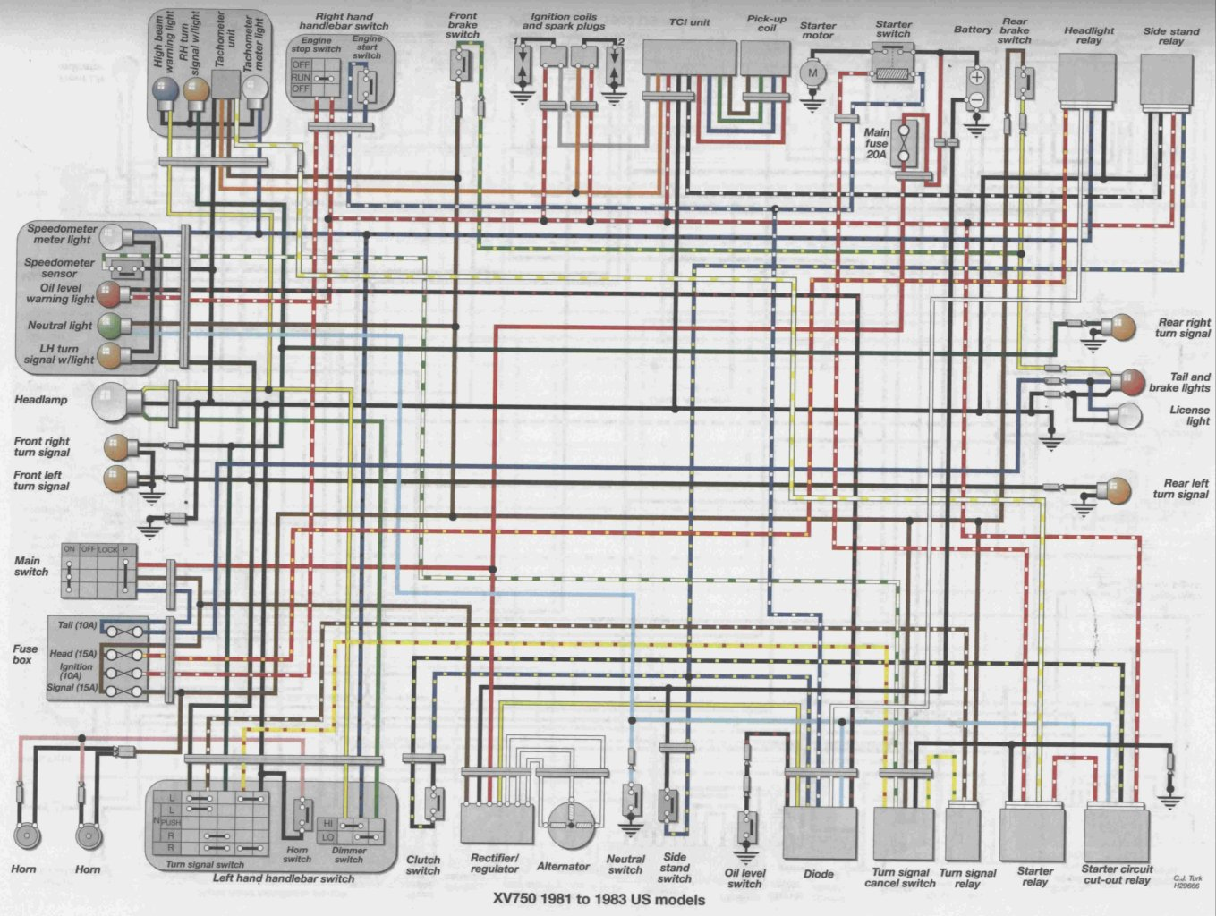 Electrical Problem Help Please Aprilia Tuono Wiring Diagram Re