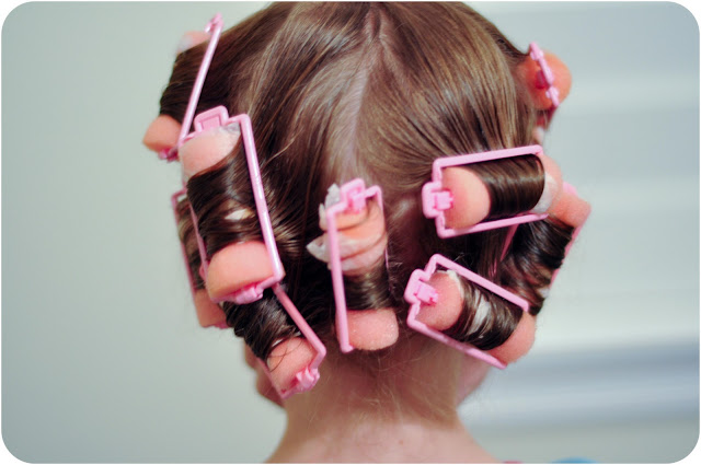 Image result for overnight curlers