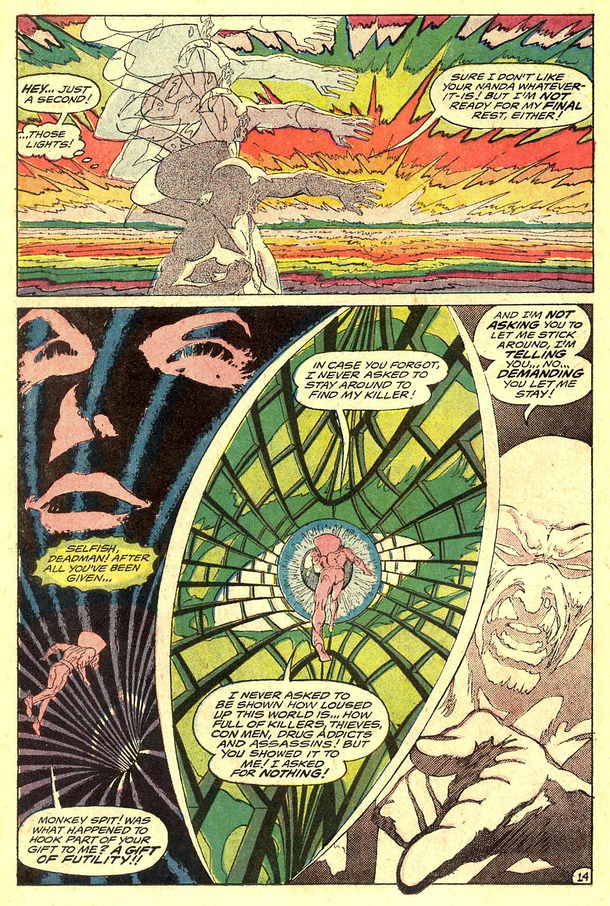 Strange Adventures (1950) issue 216 - Page 18