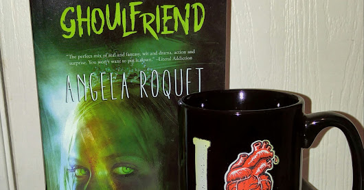 Crazy Ex-Ghoulfriend #Giveaway #YA #Zombies