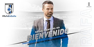 Rafa Puente a QuerétaroFC