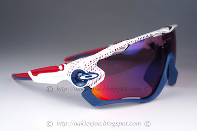 blue and white oakley sunglasses 1kj9  Singapore Oakley Joe's Collection SG: Jawbreaker oakley custom france