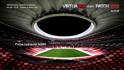 PES 2019 VirtuaRED.com Patch 2019 Season 2018/2019