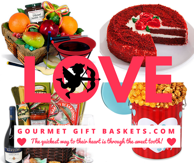 Last Minute Valentine Gift Ideas from GourmetGiftBaskets.com