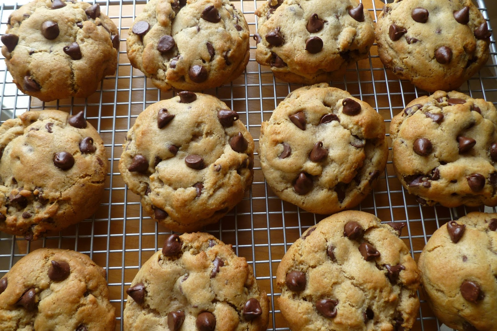 the pastry chef 39 s baking ultimate chocolate chip cookies