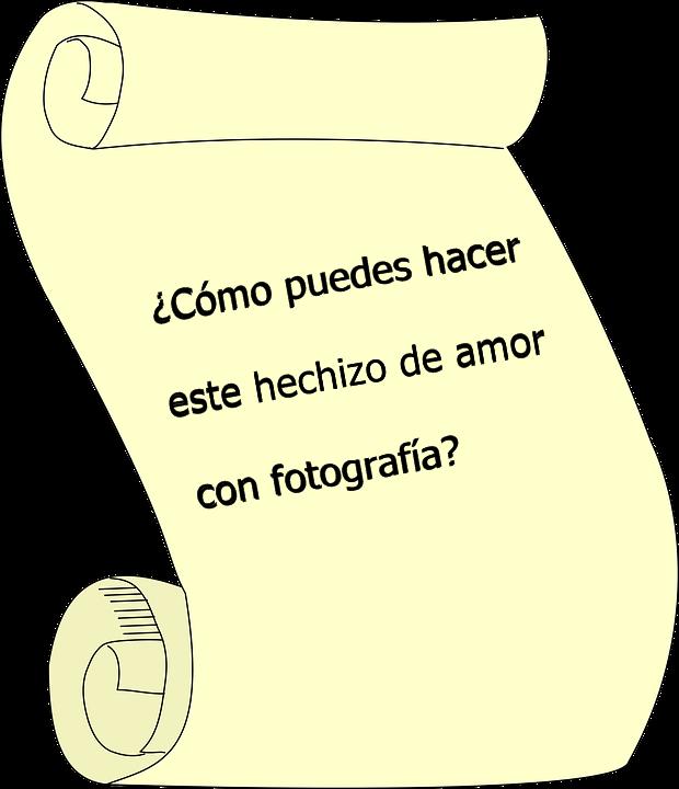 Hechizo De Amor Con Su Foto Funciona Hechizonet