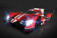 Robert Kubica testy Manor Racing WEC