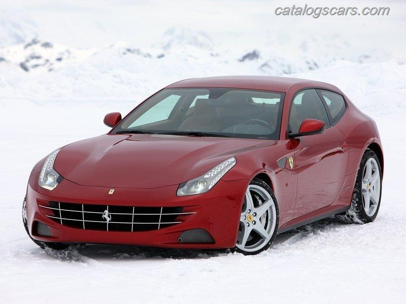 صور سيارة فيرارى FF 2014 - اجمل خلفيات صور عربية فيرارى FF 2014 - Ferrari FF Photos Ferrari-FF-2012-08.jpg