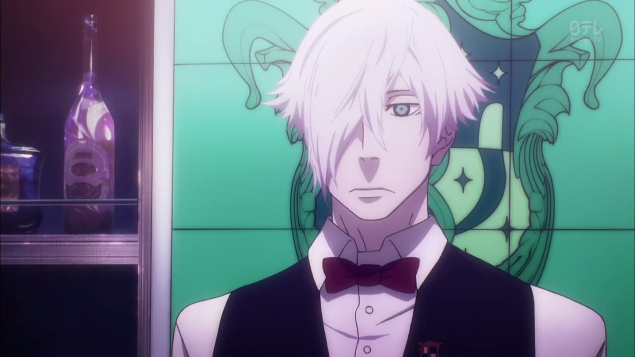 Anime Misteri Terbaik Death Parade Decim