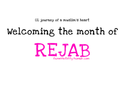 welcoming rejab