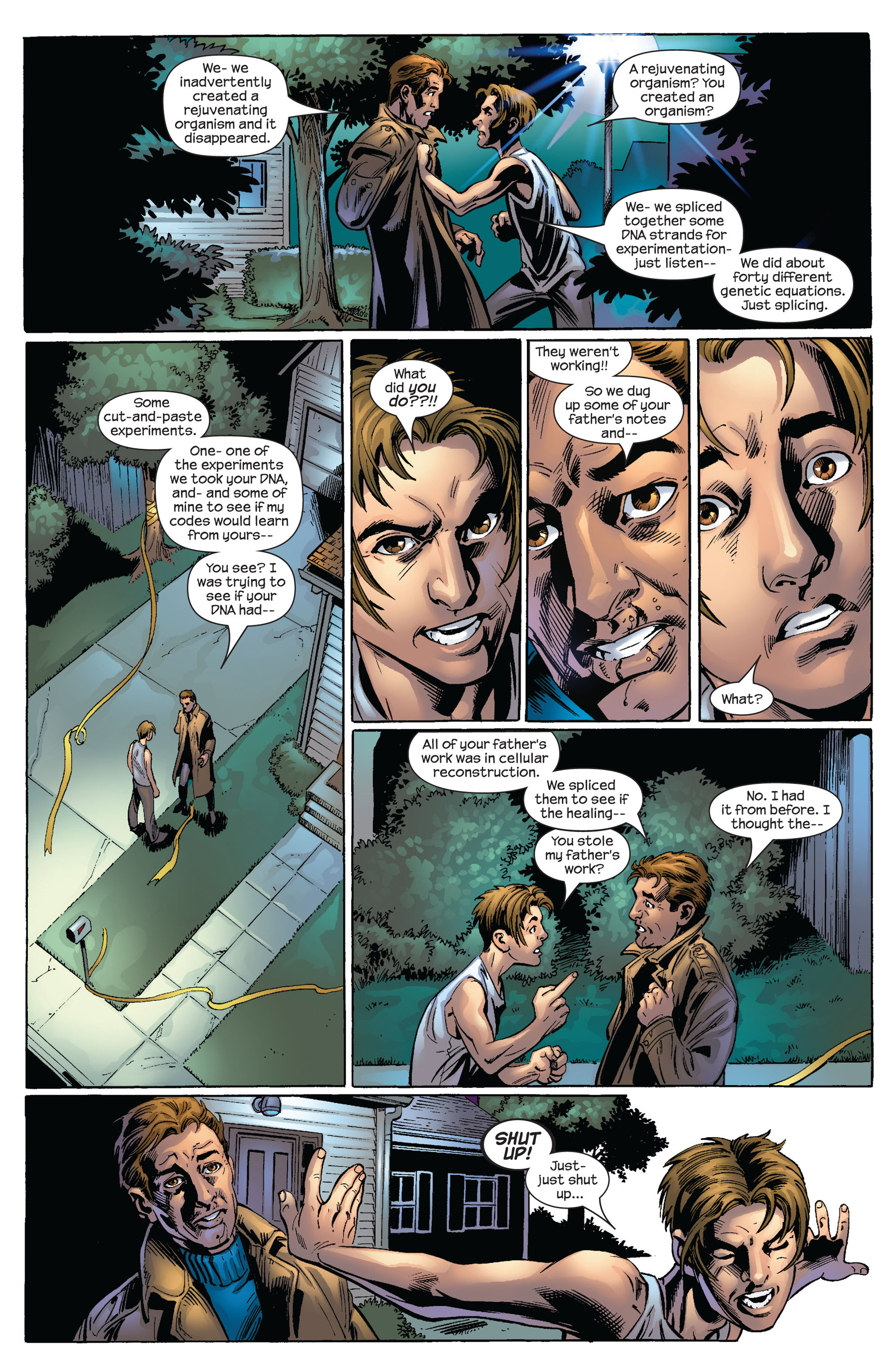 Read online Ultimate Spider-Man (2000) comic -  Issue #63 - 18
