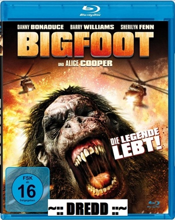 Bigfoot 2012 Dual Audio Hindi 480p BluRay 280mb
