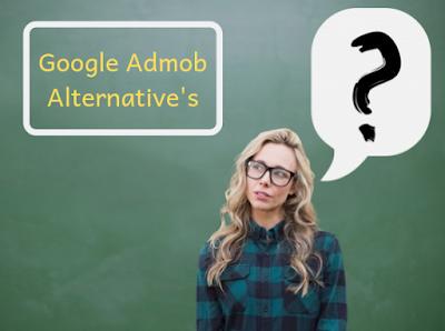 alternative to Admob, alternatives to Admob, google admob,