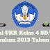 Soal UKK Kelas 4 SD/MI Kurikulum 2013 Tahun 2019 - Homesdku