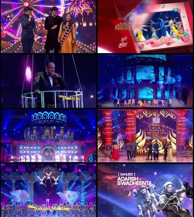Star Parivaar Awards 2016 Main Event 480p HDTV