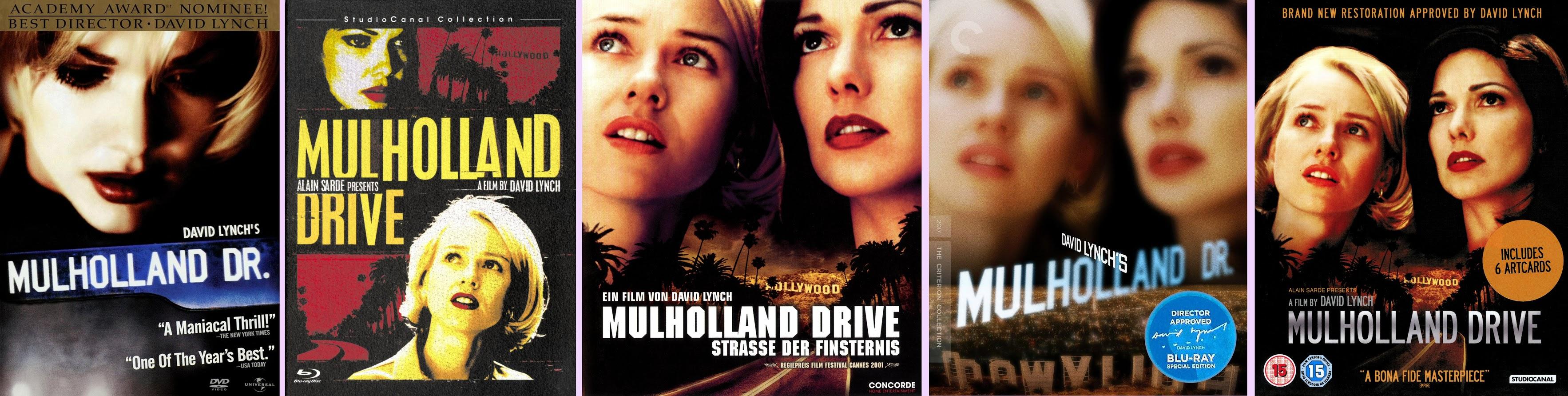 Back To David Lynchs Mulholland Drive Dvd Blu Ray Comparison
