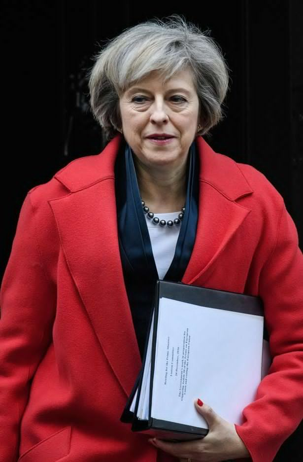 , Britain set for Hard Brexit as Theresa May reveals her 12-point plan, Latest Nigeria News, Daily Devotionals & Celebrity Gossips - Chidispalace