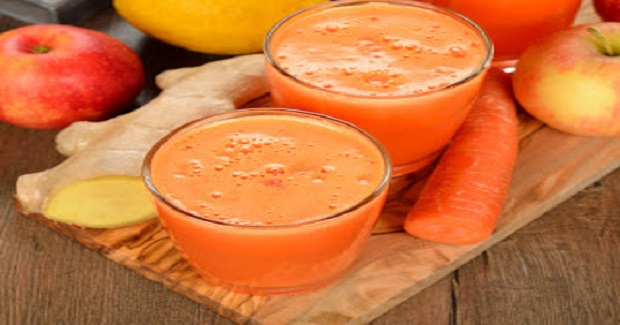 Embrace The Health Effects Of GINGER CARROT JUICE And Make Your Life Better