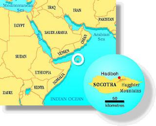 Yemen's Socotra island