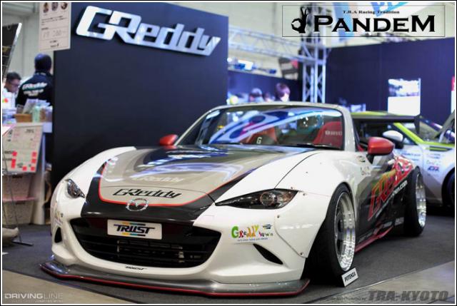 GReddy Roadster ND Demo Car