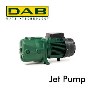 Jual Pompa Air Sumur Dalam DAB Jet Pump