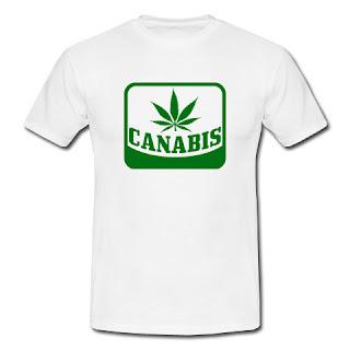 Koszulka Canabis