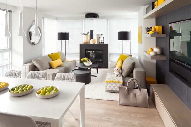 design : wohnzimmer gestalten grau ~ inspirierende bilder von ...