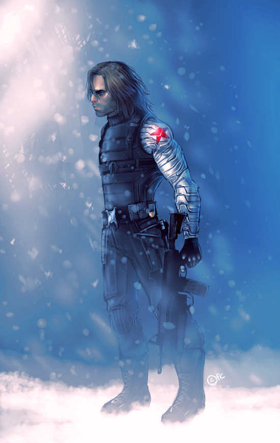 fashion and action winter soldier saturday fan art gallery. Black Bedroom Furniture Sets. Home Design Ideas