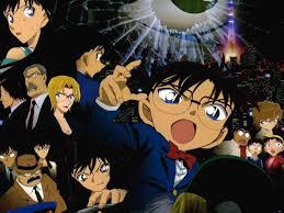 Hình ảnh Thám tử Conan Movie 18: Sát Thủ Bắn Tỉa Không Tưởng