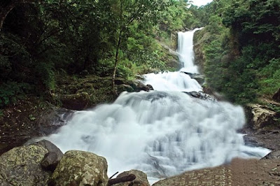 Iruppu Falls Summer vacation places in Bangalore