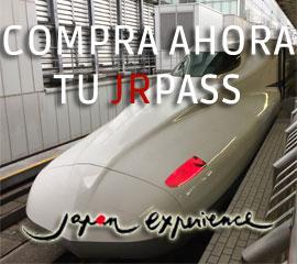 ¡Compra tu JRPass ahora!