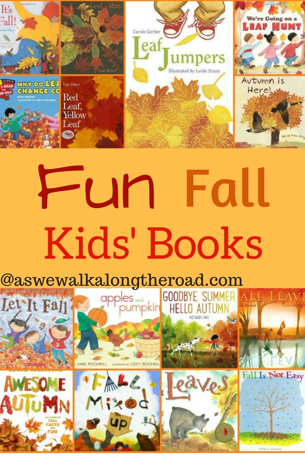 Fall children's books