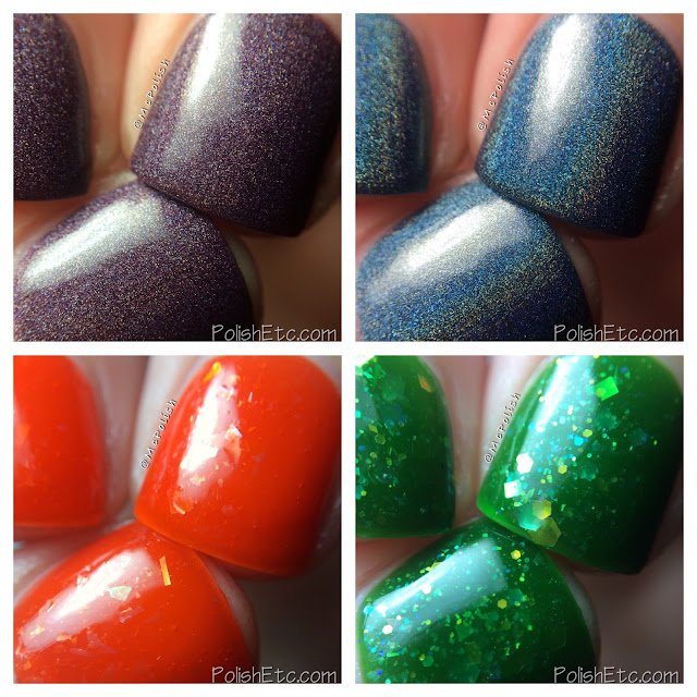 Loaded Lacquer - The Z Collection - McPolish