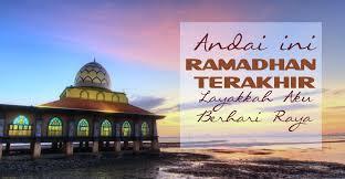 "Pesan Penghuni Kubur: ""Jangan Pernah Kau Sia-siakan 1 Detik Pun dariHari-hari di Bulan Ramadhan!"""