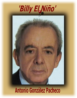 Antonio González Pacheco, 'Billy El Niño'.