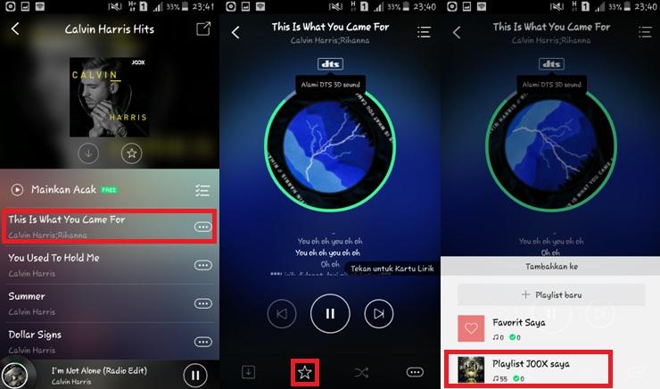 Begini Cara Mendengarkan Lagu Di Joox Music Secara Offline Gratis