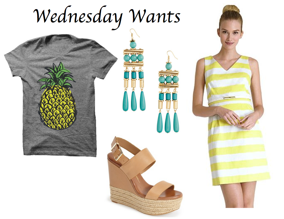 summer-spring-accessories-pineapple-wedges-dresses-summer-style-ideas